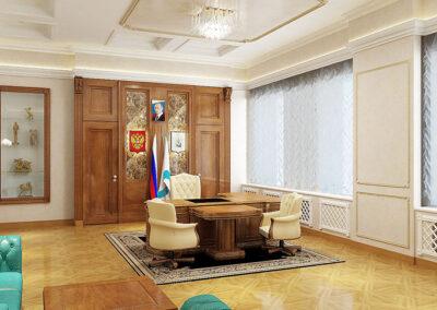 Кабинет Губернатора Архангельской области