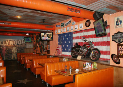 Ресторан «Route 66»